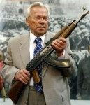 Kalashnikov designer turns 90 years