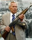 Kalashnikov designer turns 90 years
