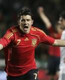 Spain beats Austria 5-1