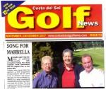 01/12/2007 - Costa Golf