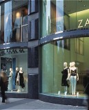Zara opens biggest store in the US