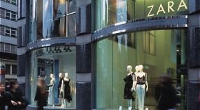 Zara opens biggest store in the US