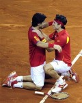 Spain wins Davis Cup again