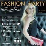 Fashion Party at Bono's Beach