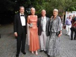 Inge Rinkhoff German TV Celebrity Star supports Dario's Campaign for Marbella