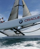 Oracle vs Alinghi in America's Cup