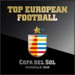 Copa del Sol cup in Marbella