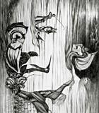 Upside-Down Art Show