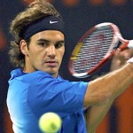 Federer wins against Albert Montanes