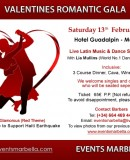 Grand Valentine's Gala at Guadalpin Hotel
