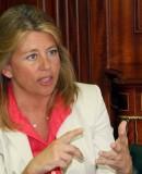 Marbella mayor closes NASDAQ, delivers speech