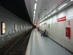 Malaga Centro-Alameda Train Station