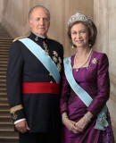 The Spanish monarchs opens Malaga Airpot T3