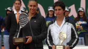 Andalucia Tennis Experience: Pennetta takes the title, but Suarez still amazes