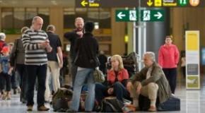 European air chaos brings Málaga airport operations to a minimum