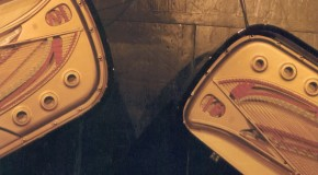 3 pianos by Nuno Campilho