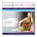 MC Café presents Elle Morgan Fashion Show