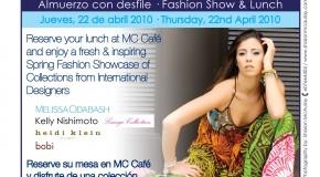 MC Café presents Elle Morgan Fashion Show
