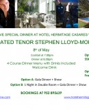 Stephen Lloyd-Morgan - Rare Solo Performance