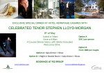 Stephen Lloyd-Morgan – Rare Solo Performance