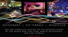 Tibu - Grand Opening Party
