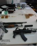 French couple arrested in Estepona; arms cache seized