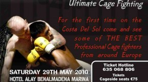 Cagemania - Carnage on the Costa