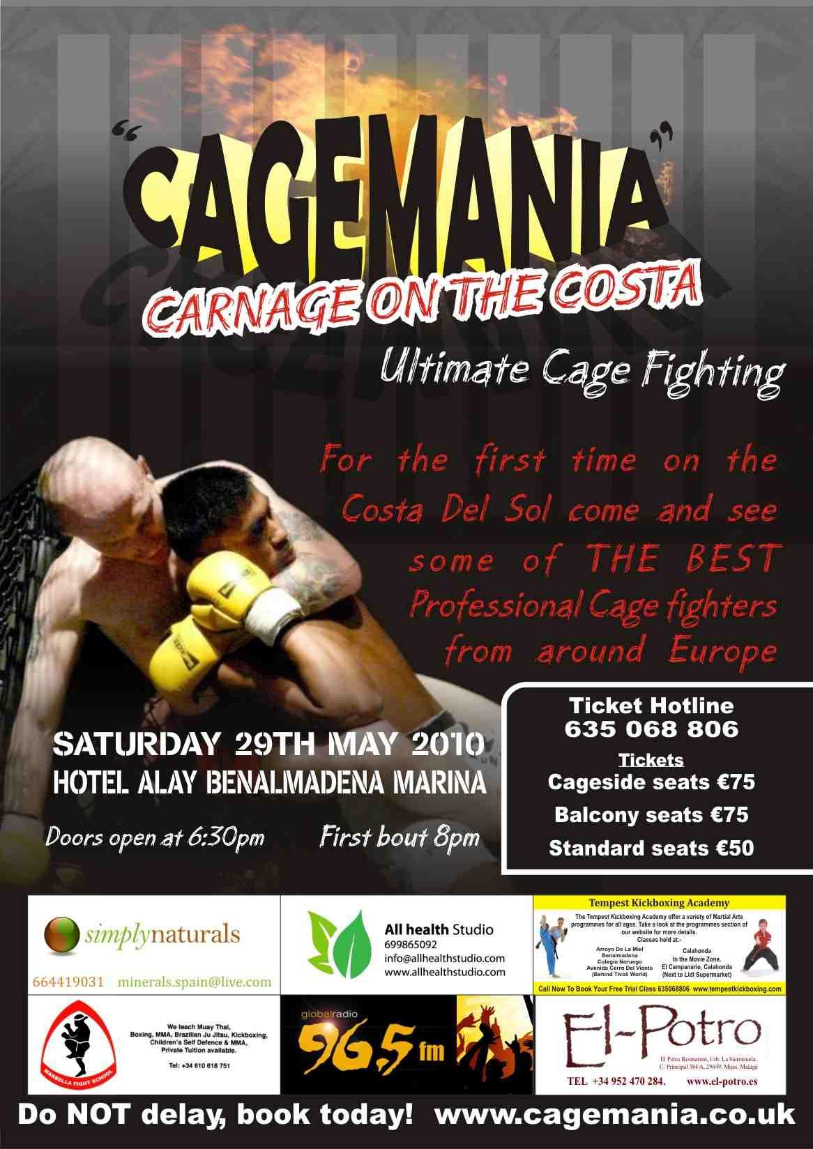 Cagemania