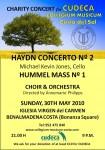 Cudeca Collegium Musicum charity concert