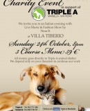 Triple A – A Wonderful Organization to Help Animals!