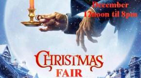 Christmas Fair at the Hipodromo de Mijas