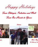 """Greetings from """"The Children For Peace"""""""