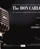 Las Noches DON CARLOS – DON CARLOS NIGHTS – Stephen Lloyd-Morgan