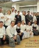 Kempinski Hotel Bahia: 20 Andalucian Top Chefs Showcase 20 Creative Tapas