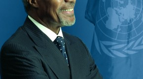 Marbella hosts III World Congress of Climate Change and Wine. Kofi Annan, guest speaker. 13th & 14th April.