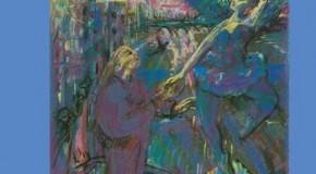 """""""Angel In Blue""""- General Lafayette - By Roberto Danova"""