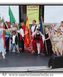 "Rehearsals of ""Marbella Marbella"" Sung by Children for Children at The Children for Peace Gala Event Marbella"