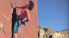 Catherine Destivelle and her Amazing Solo Climb in Mali