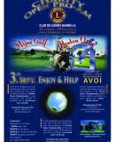 Club De Leones Marbella, Host the Mijas Golf - Boston Open Charity Event at Hotel Tamisa Golf