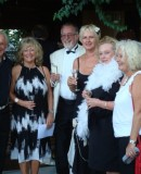 The Gala Fund Raising Event Held at the Valparaiso in Aid of F.A.M.A.