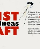 """Entres Lineas"" The New Exhibition of Ernst Kraft in Malaga"