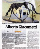 The Art of Alberto Giacometti on Display at The Picasso Museum Malaga