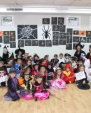 Halloween hijinks at the British School of Marbella