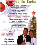 The Hotel Tamisa Golf Xmas Events 2011
