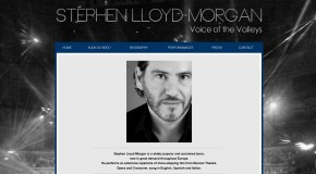 Marbella Tenor Stephen Lloyd-Morgan's New Website Online