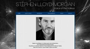 Marbella Tenor Stephen Lloyd-Morgan's New Website Online
