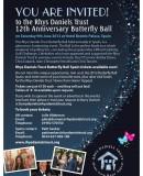 Rhys Daniels Trust Annual Butterfly Ball