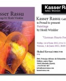 Flying high with the artistry of painter Heidi Winkler-at the Kasser Rassu Gallery Marbella