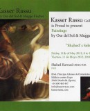 Ose del Sol and Mugge Fischer exhibit their paintings at the Kasser Rassu Gallery Marbella