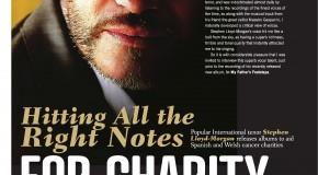 Dario Poli interviews tenor Stephen Lloyd-Morgan exclusively for Essential Marbella Magazine